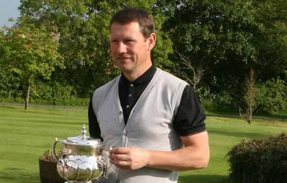 Cumbria Matchplay Champion 2014 - Nicky Bell, Eden GC